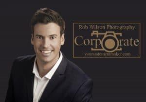 New Jersey Corporate Headshot Photographer Rob Wilson